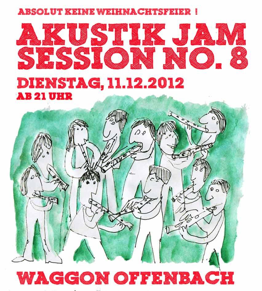 Akustik Jam Session No.8