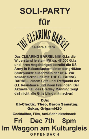 clearingbarrel