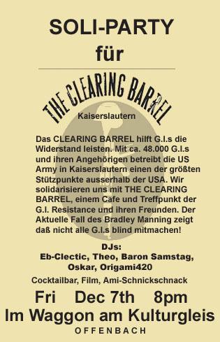 clearingbarrel